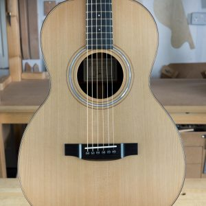 handmade martin 00 copy steel string guitar