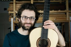 guitar maker ryan gibson