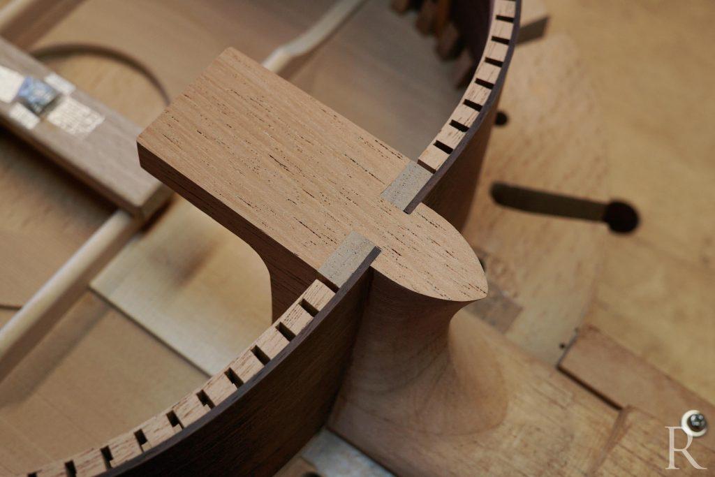 classical guitar slipper heel wedges